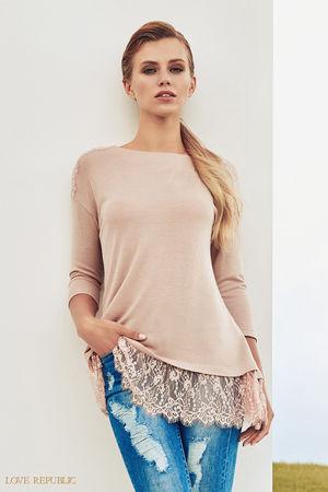 Блузки женские стильные купить